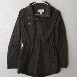 Micheal Kors Army Green Jacket